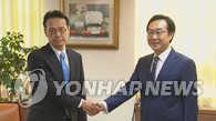 朝核六方会谈韩日团长商讨朝鲜核导威胁对策