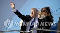 特朗普结束访韩行程飞赴北京