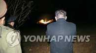 """韩军:朝鲜""""火星-15""""为新型导弹"""