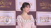 韩女排名将金软景将赴韩中首脑晚宴 宋慧乔同席