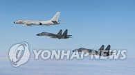 5架中国军机今一度飞入韩国防空识别区
