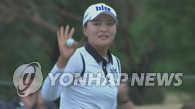 韩高球选手高真荣在个人第一次LPGA赛中夺冠
