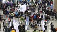 仁川机场春节假期旅客吞吐量同比增9.5%逾95万