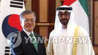 文在寅:韩阿联酋有望成为真正的兄弟国家