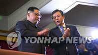 朝媒报道金正恩观看韩方艺术团演出消息