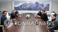 韩朝首脑会谈上午日程结束 双方均称进展顺利
