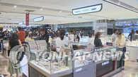 统计:中国游客增加推高济州免税销售