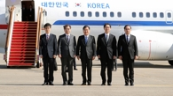 韩特使团明访朝讨论文金会日期