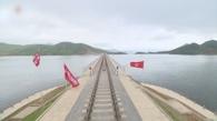 韩青瓦台:争取韩朝下月共同勘察铁路公路对接项目
