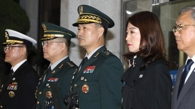 韩朝将军级会谈韩方代表团启程赴会