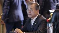 文在寅出席巴新APEC峰会