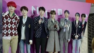 BTS在公告牌年度最佳艺人榜排名第八