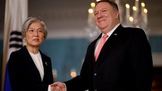 韩美外长会晤谈涉朝问题合作