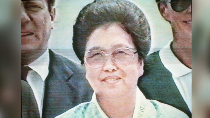 消息:朝鲜前领导人金日成夫人金圣爱去世