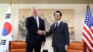 韩美涉朝工作组本周在首尔举行第二次会议