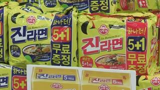 韩方便面今年出口有望破4亿美元
