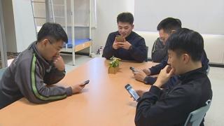 韩军士兵使用手机试点范围4月扩至全部队