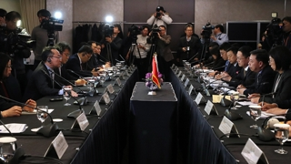 韩中将建立PM10预警机制加强治霾合作