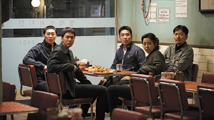 韩国票房:《极限职业》成韩国影史第二卖座影片