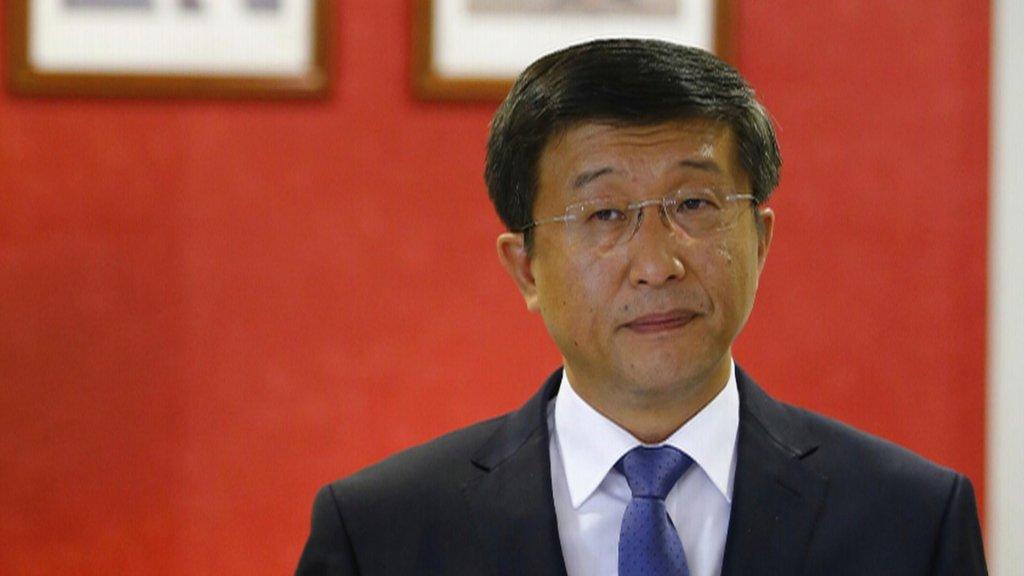朝鲜高官抵京将赴越南协商金特会议题