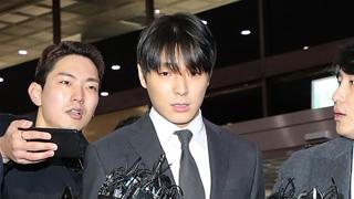 歌手崔钟勋涉传播不雅视频到案受调查