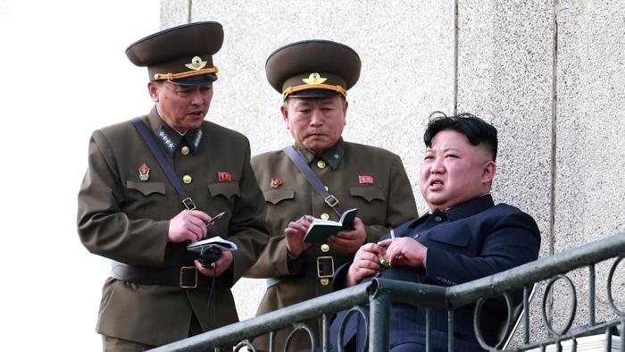 韩军:朝鲜试射武器系地对地制导武器