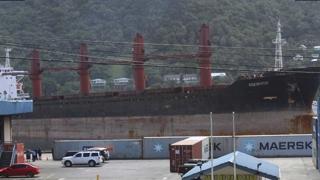 朝鲜谴责美国扣押货船有违共同声明精神