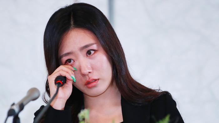 韩国速滑名将李相花宣布退役