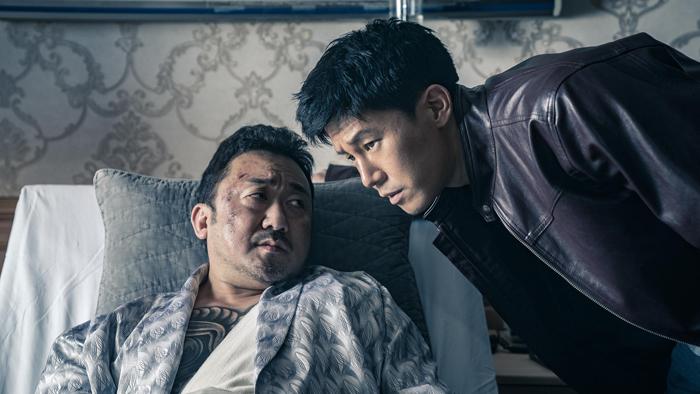 韩国票房:本土片《恶人传》连续5天领跑