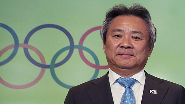 韩体育会长获国际奥委会委员提名