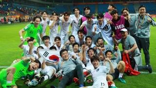 U20世界杯韩国1比0战胜厄瓜多尔晋级决赛