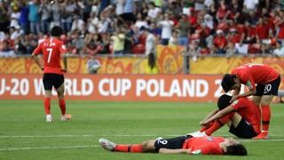 U20世界杯韩国1比3不敌乌克兰获亚军