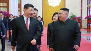 习近平访朝前夕在朝媒发表署名文章引关注