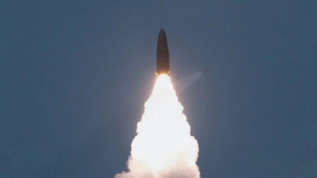 朝鲜时隔6天再射2枚飞行器