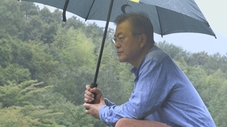 韩总统府:文在寅光复节后休年假一天