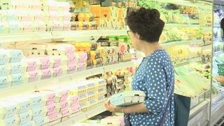 韩8月CPI同比零增长