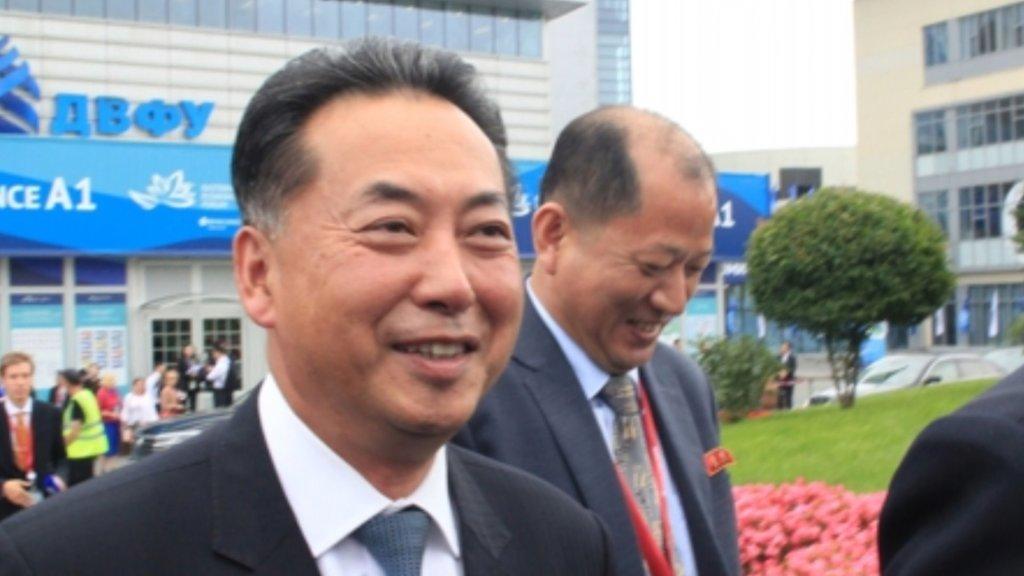 朝鲜副总理呼吁韩方落实文金会宣言