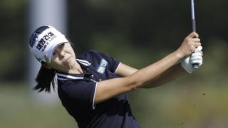 韩高球手许美贞获印第安纳女子锦标赛冠军