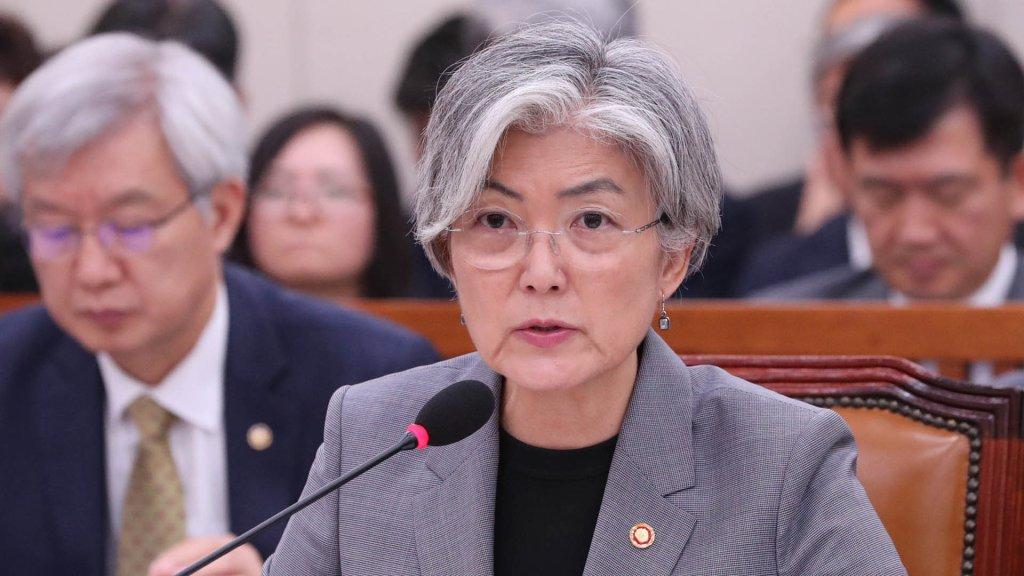 韩外长:举行韩日领导人会谈还需时日