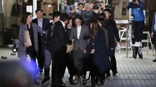 韩国前法务部长之妻被批捕