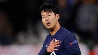 孙兴慜欧洲联赛总进球123粒 书写韩国球员新历史