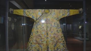 沈阳故宫清代珍宝展在韩国举行