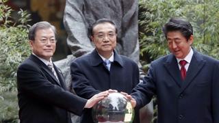 韩中日领导人发表合作未来十年展望