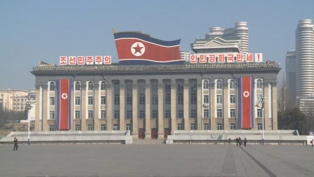 朝媒谴责韩美加强对半岛监视