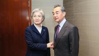 韩中外长表示习近平上半年访韩日程不变