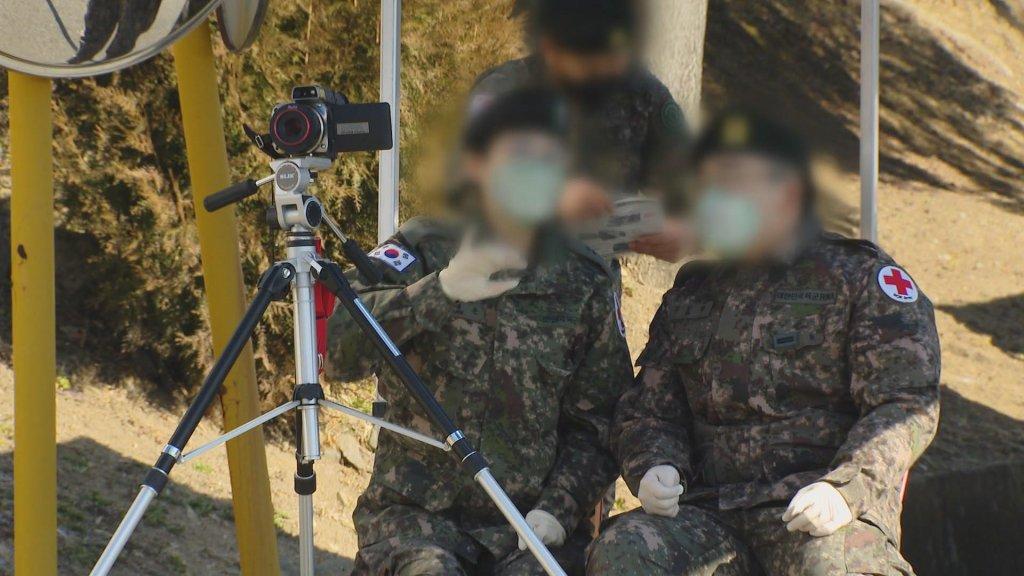 韩军升级管控措施严防新冠病毒营内传播