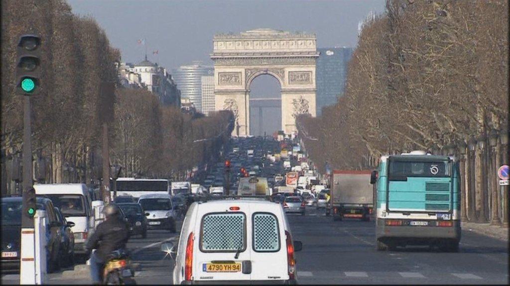 法国上调韩国旅游预警建议本国公民克制访韩