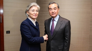 韩外长对中方隔离自韩入境者表担忧