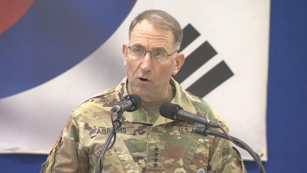 驻韩美军启动公共卫生紧急状态