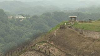 韩军哨所遭朝方枪击 无人员伤亡